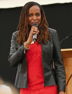 shola speaking
