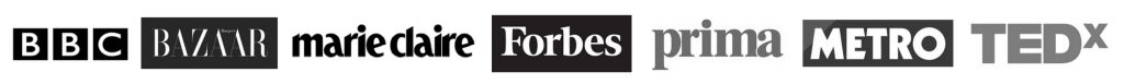 Credibility bar logos