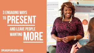 engaging presentations blog
