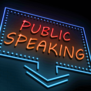 public speaking for corporate women