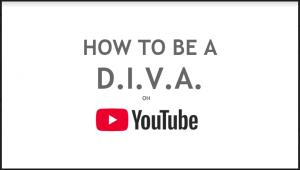 DIVA on YouTube image