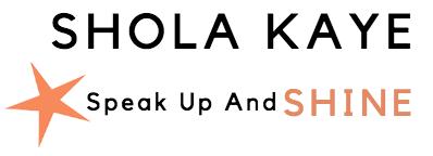 Shola Kaye Logo