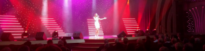 Shola Kaye Keynote Speaker Singing