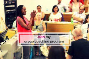 public speaking coach London