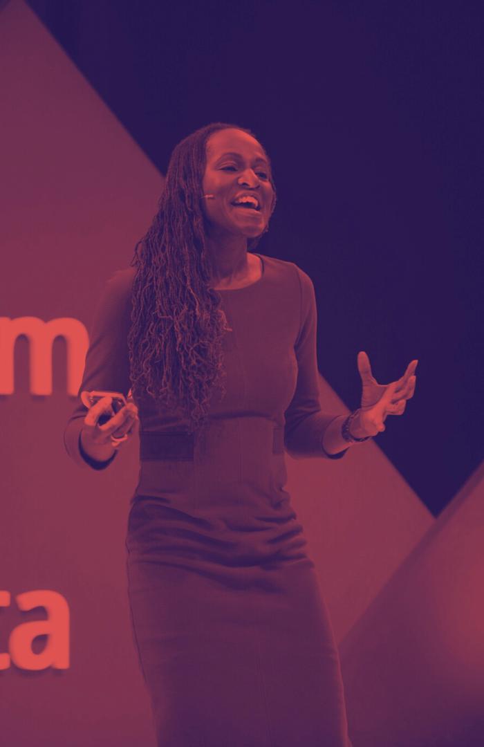 Shola Kaye keynote speaker