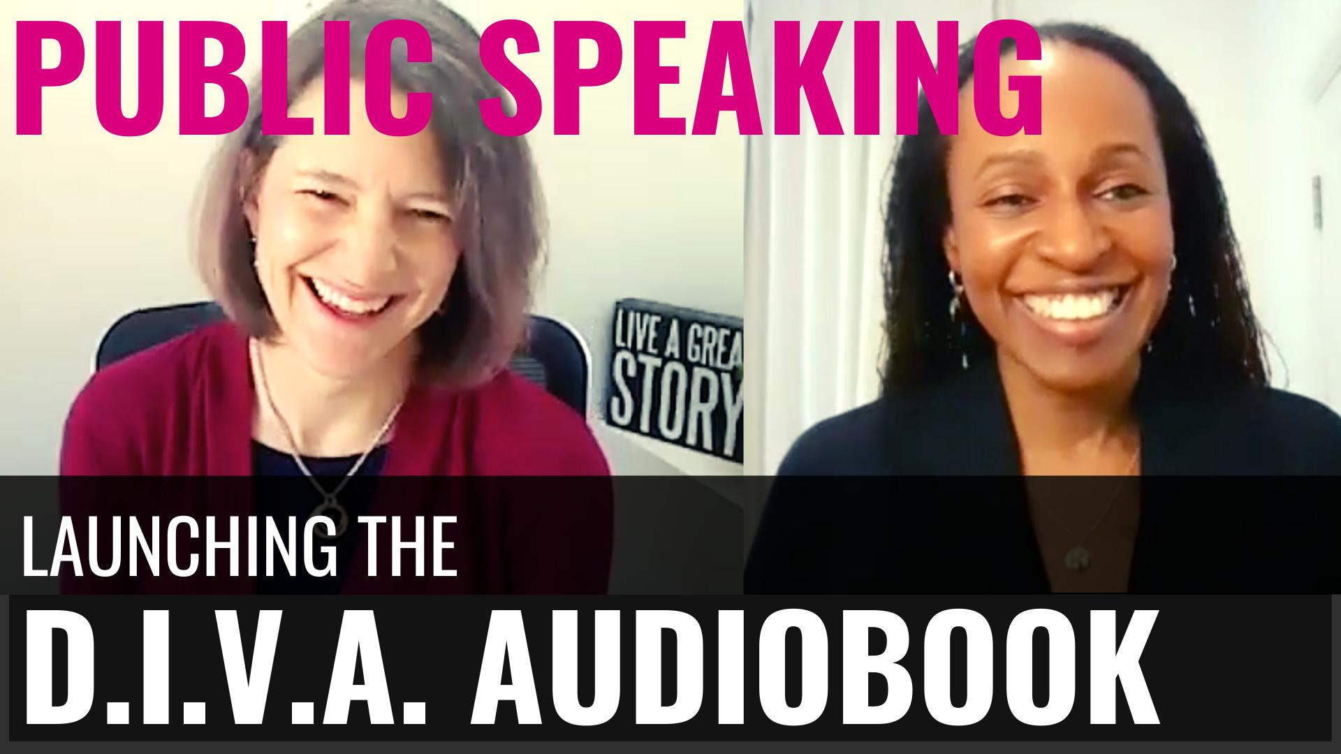 Interview with Audiobook Narrator Kristin Aiken Salada